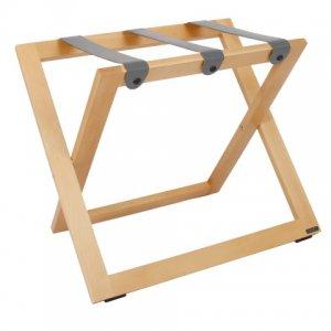 Kofferablage Holz Natürlich ROOOTZ