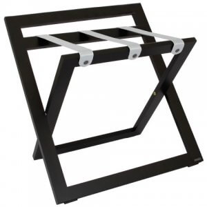 Luggage Stand Black ROOOTZ