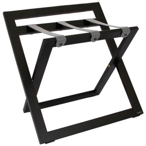 Reposamaletas Negro Diseño holandés