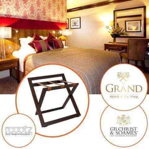 Roootz Hotel Bagagerek Engeland | ROOOTZ Hotel Producten