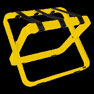 Portavaligie giallo legno ROOOTZ