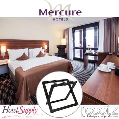 Porte Valises pour Hôtel | Repose bagages | Roootz
