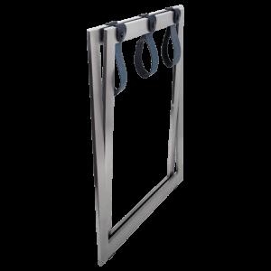 Folding Hotel Luggage Rack Stainless steel