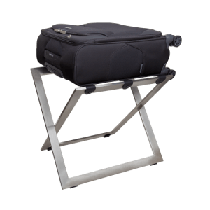 Luggage Racks for hotelrooms with trolley