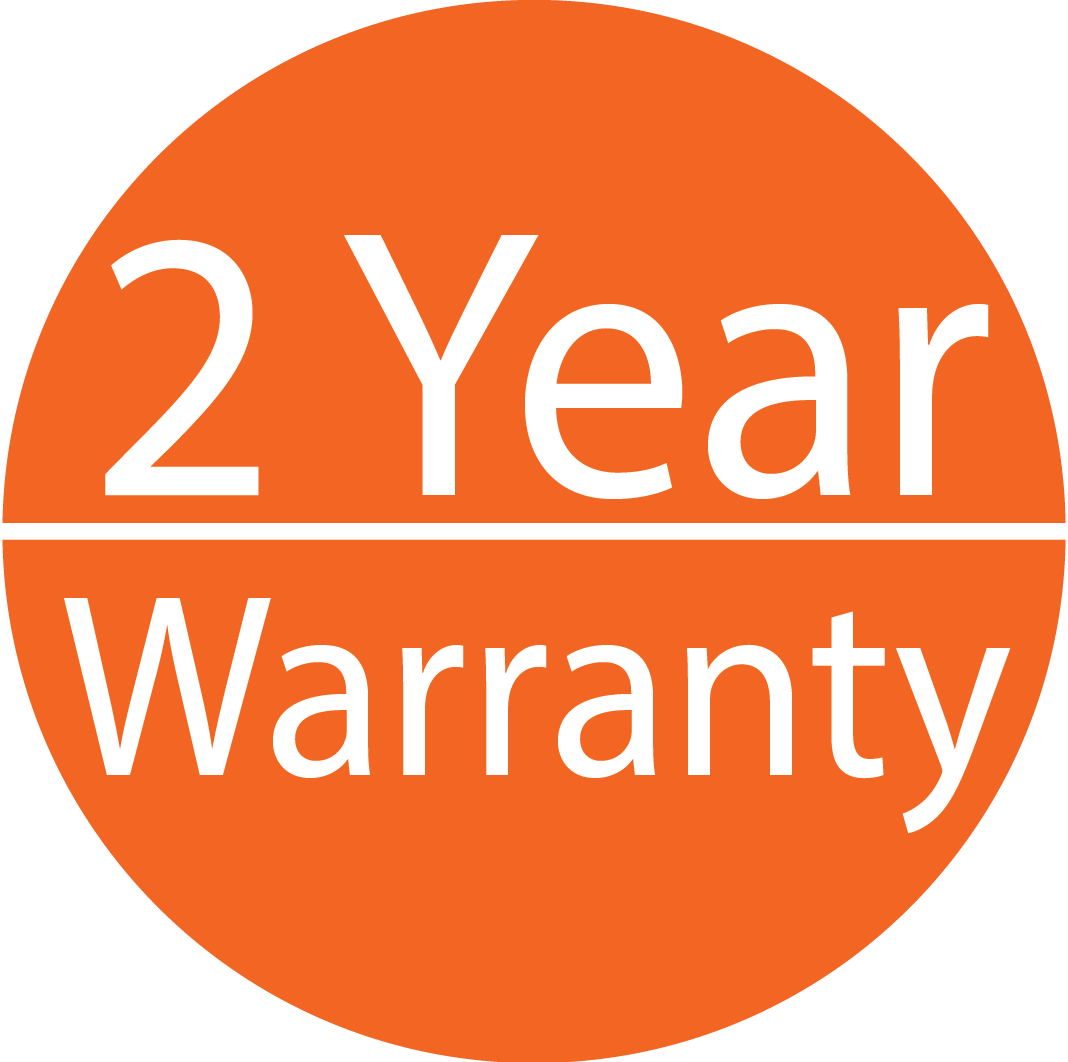 roootz products with 2 year warranty